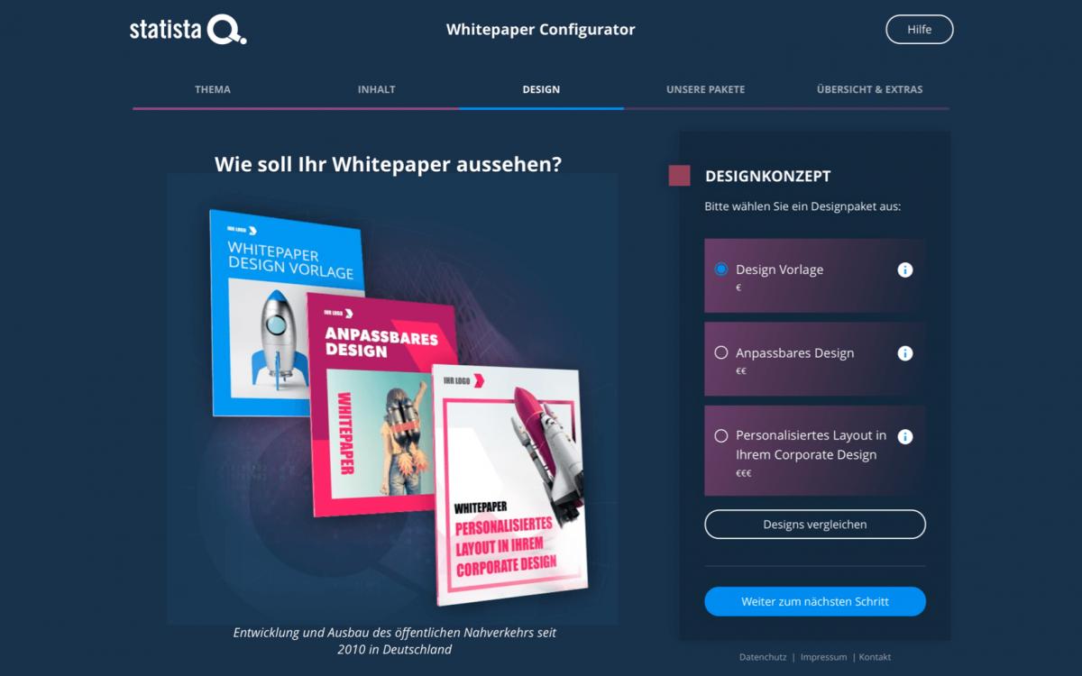 Whitepaper Configurator